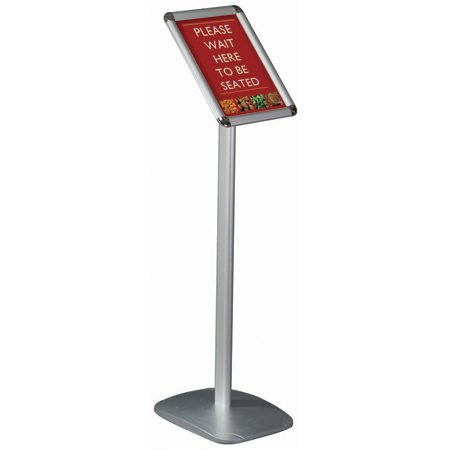 Decorative Brochure Stand Big City Banners